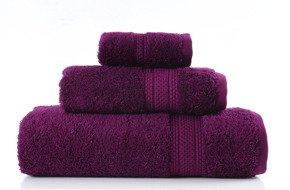 Ręcznik EGYPTIAN Greno śliwkowy