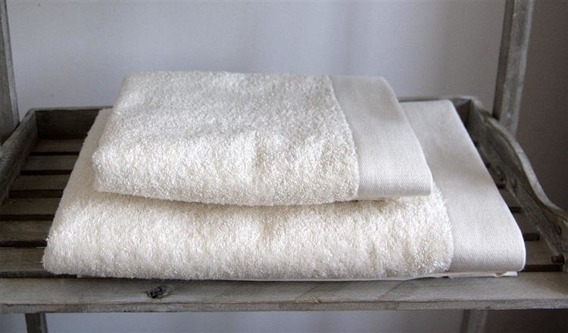 BAMBOO STYLE Ecru Komplet Ręczników Bambusowych Andropol