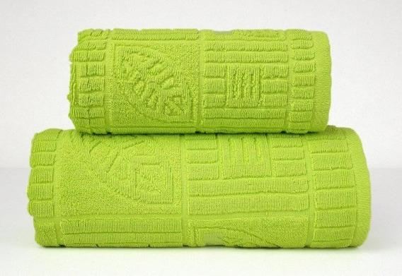 BONITA LIMONKOWY ręcznik bawełniany Frotex