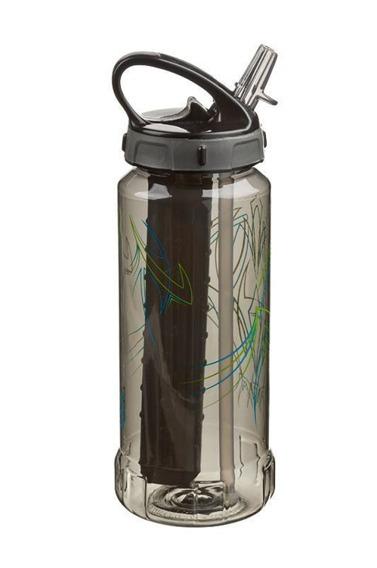 Bidon - butelka do picia z motywem RIGID Cool Gear, 4 kolory czarny