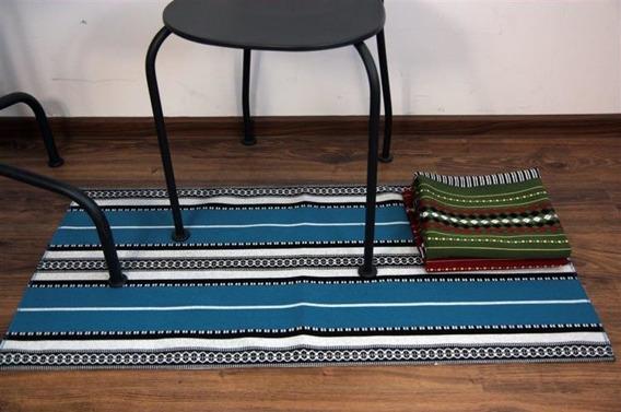 Dywanik niebieski  Rozmiar: 50x100 cm