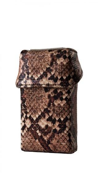 Etui na papierosy Brown Snake long