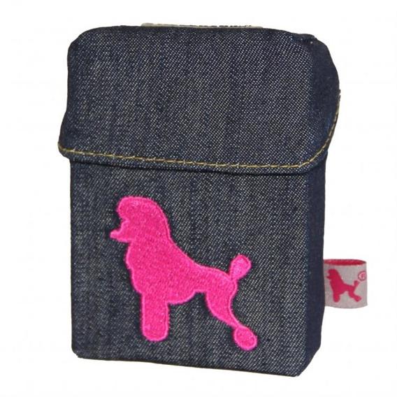 Etui na papierosy Pink Poodle big