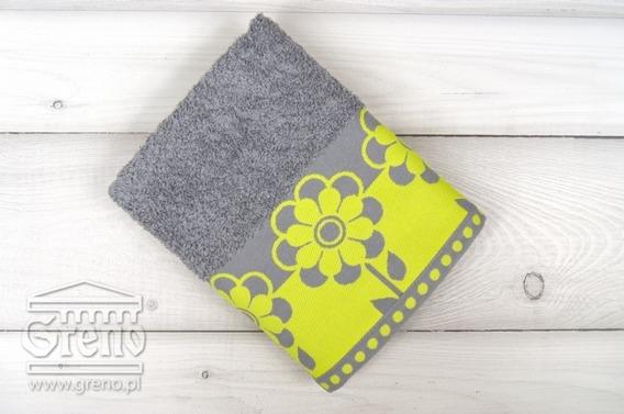 FIORI limonkowy ręcznik bawełniany FROTEX