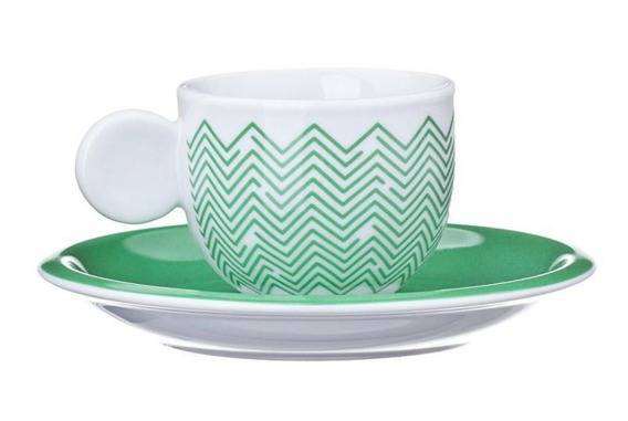 Filiżanka do espresso ONDA United Colors of Benetton, 4 kolory zielony