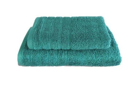 Komplet ręczników ELEGANT 2 szt. Szmaragd