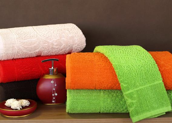 Ręcznik ADELE Frotex czerwony