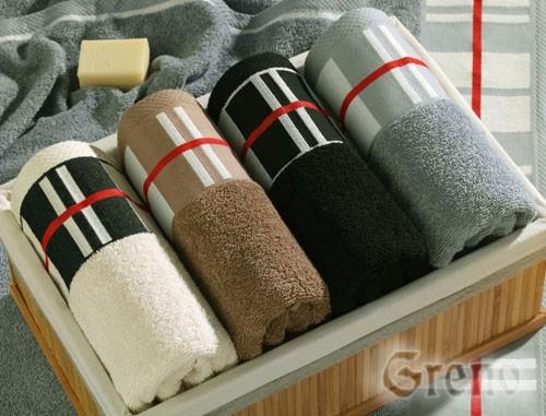 Ręcznik BRUTALLE Greno brązowy