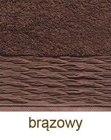 Ręcznik Bawełniany Alvor GRENO brązowy