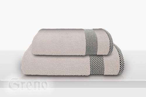 Ręcznik Bawełniany GRINGO Frotex kremowy