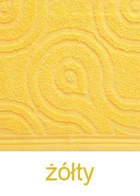 Ręcznik Bawełniany Zoom GRENO żółty