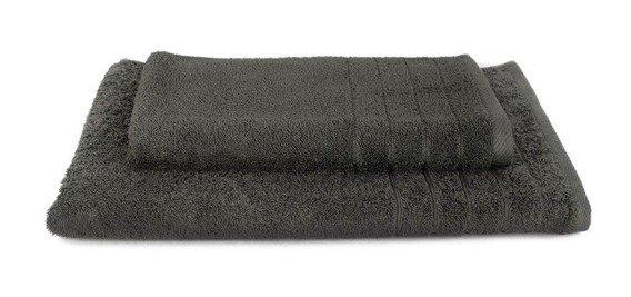 Ręcznik ELEGANT grafitowy Andropol