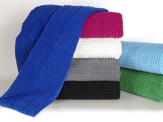 Ręcznik ENIGMA Frotex turkusowy