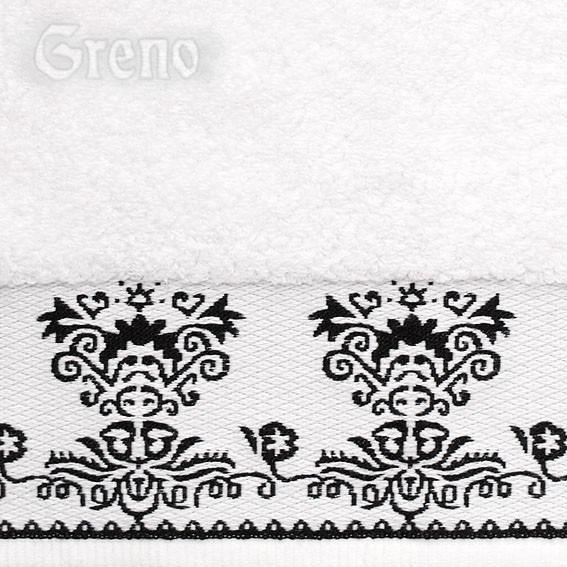 Ręcznik FANTASY Greno biały