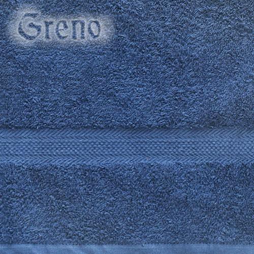 Ręcznik JANOSIK NEW Frotex granatowy