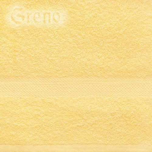 Ręcznik JANOSIK NEW Frotex żółty