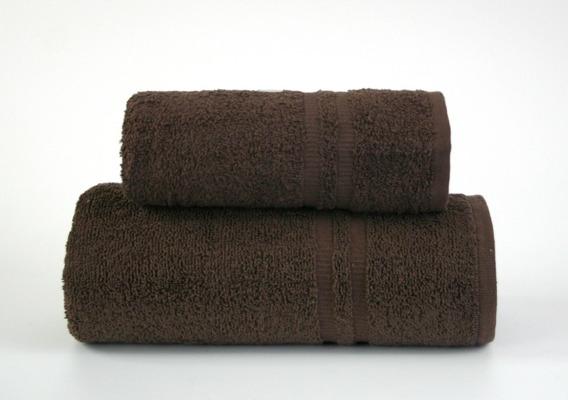 Ręcznik JUNAK NEW Frotex brązowy