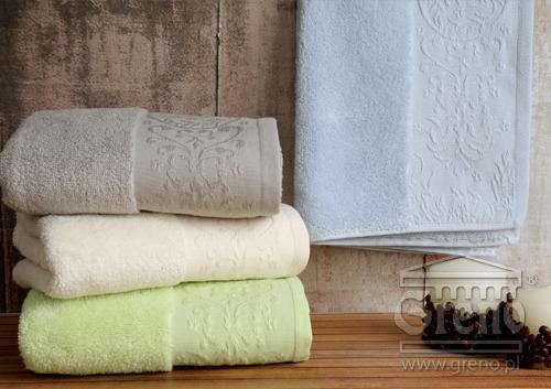 Ręcznik KATE Greno kremowy