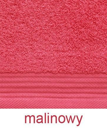 Ręcznik PERFECT Greno malinowy