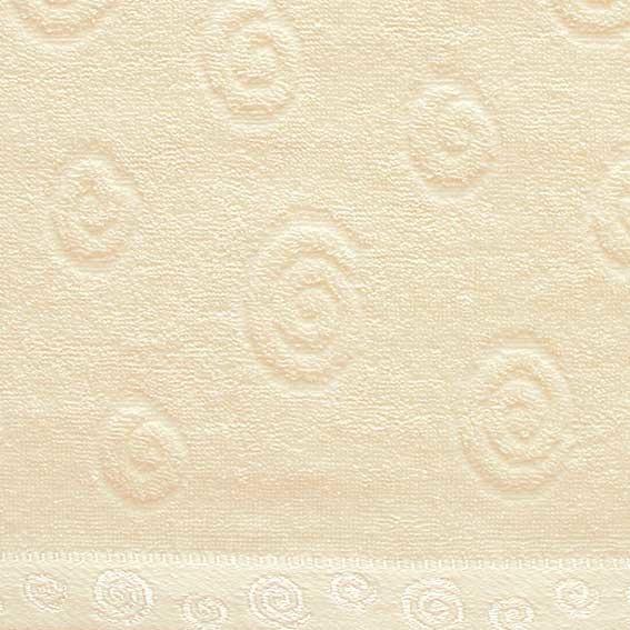 Ręcznik SIGMA Greno kremowy