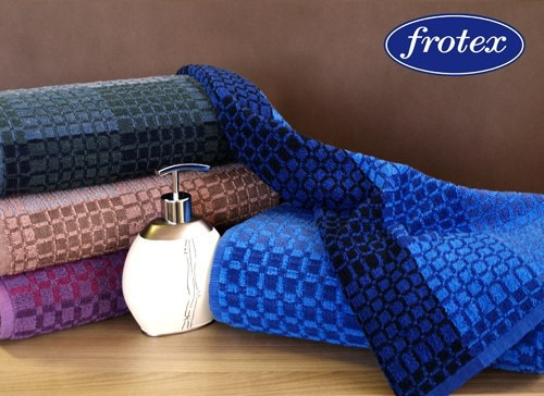 Ręcznik SILVIO Frotex niebieski