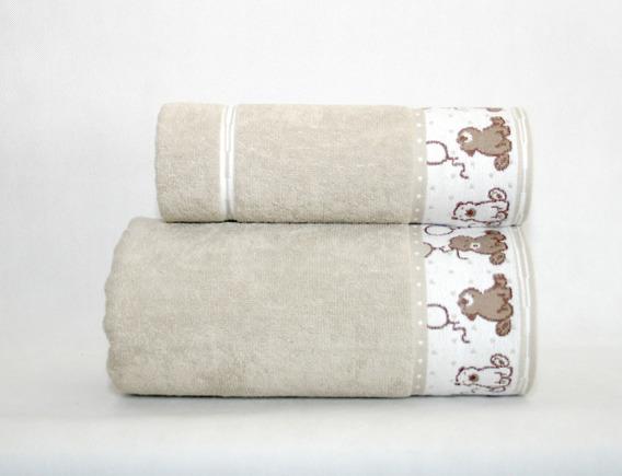 Ręcznik SWEET BEAR Greno beżowy