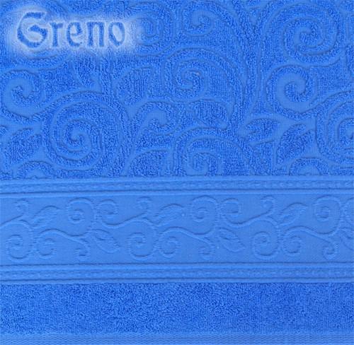Ręcznik TIVOLI Greno niebieski