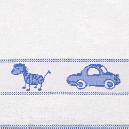 Ręcznik TOYS Frotex niebieski