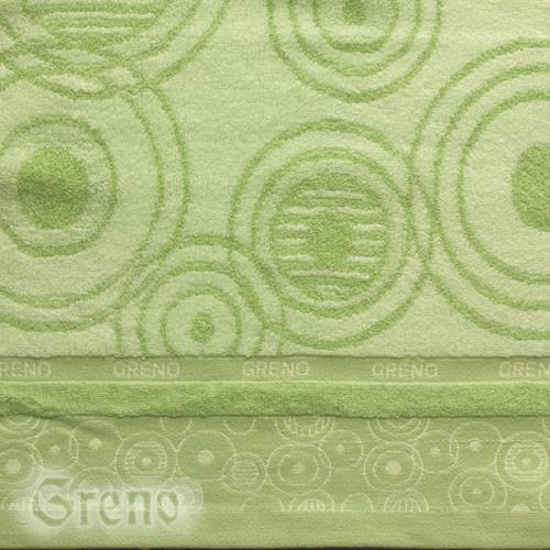 Ręcznik URODA Greno zielony