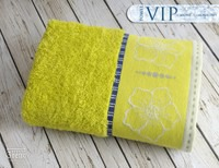 Ręcznik VIP Greno limonka