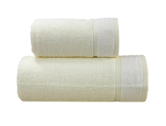 Ręcznik WELLNESS Greno kremowy