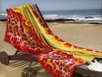 Ręcznik plażowy LIMNOS Greno