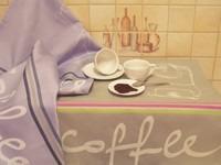 Ściereczki kuchenne COFFEE MILL Greno popielaty