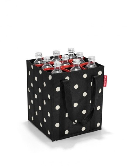 Torba bottlebag mixed dots