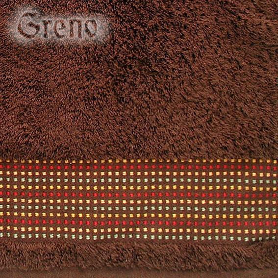 Tort Weselny z 4 ręczników Oryginał brązowy