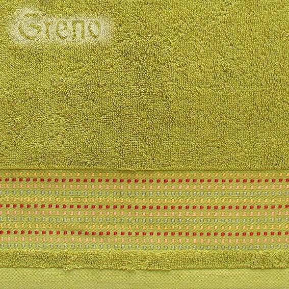 Tort Weselny z 4 ręczników Oryginał zielony