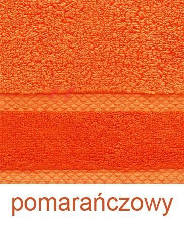 Turban SOFT Greno pomarańczowy