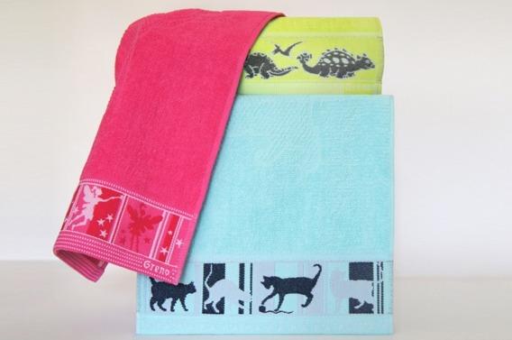 WRÓŻKI  Ręcznik Greno Kids 30X50