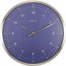 Zegar ścienny 3243 BL ''60 Minutes'' Nextime
